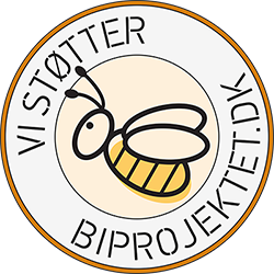 Hjælp bierne gennem Biprojektet.dk